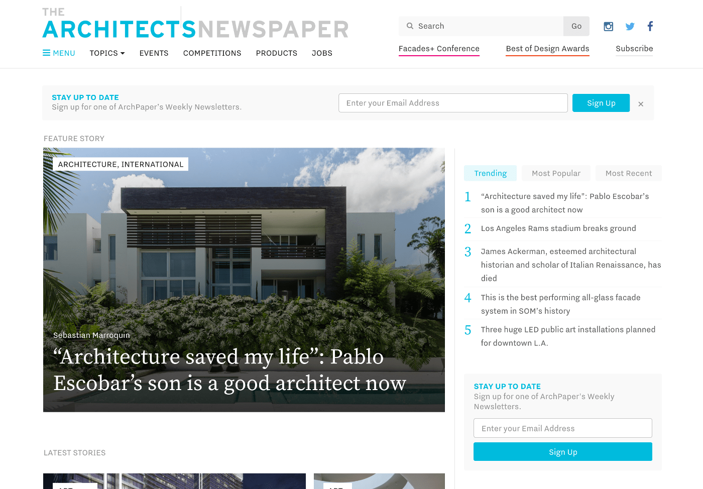 archpaper.com in January, 2017
